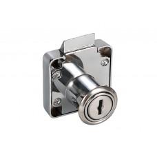 Мебелна брава квадратна ХР 338 fi 19x22 мм.(опаковка 000)