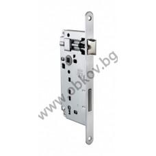 Брава AGB обикновен ключ 90 мм никел