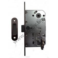 Брава AGB обикновен ключ 90 мм никел магнитна POLARIS