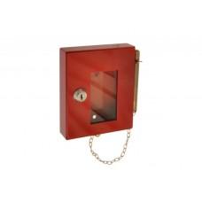 Аварийна кутия за ключове с чукче за отваряне SKE