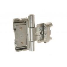 Паната BAKA(бака) PROTEKT 3D FD, поцинкована(3 бр.), за врати с уплътнение в крилото и касата) на вратата, за фалцови врати, (SIMONSWERK)